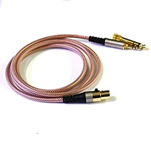 Amazon.com: 1.2m OFC Replacement Audio upgrade Cable For