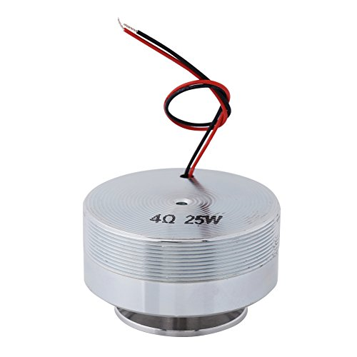 1Pcs 50MM 2Inch All Frequency Resonance Speaker Vibration Strong Bass Louderspeaker (4Ω 25W)