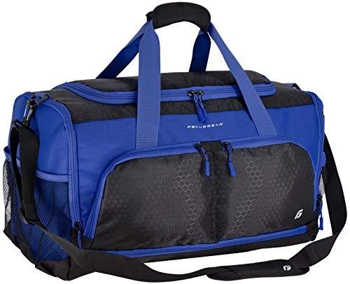 """Ultimate Gym Bag  The Crowdsource Designed 20"""" Duffel by FocusGear dda6f3dfc9724"""