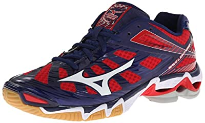 Mizuno Men's Wave Lightning RX3 Volleyball Shoe by Mizuno Team Footwear