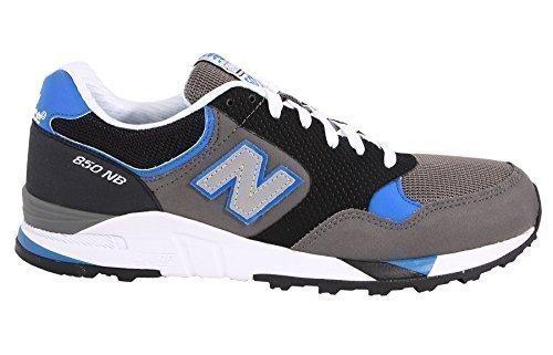 New Balance M850 Zapatillas Deportivas Sneaker para Hombres Zapatillas de Correr ML547 - Gris, EU 40 Gris