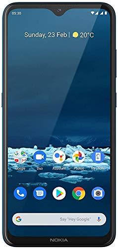 """Nokia 5.3 -Smartphone de 6,55"""" (4 GB RAM, 64 GB ROM, Cámara trasera de 13MP+5MP +2MP+2MP , Bateria 4000 mAh , Dual Sim…"""