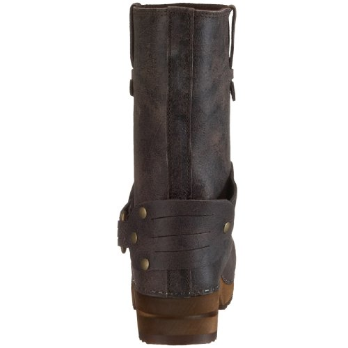 brown3 Women's Mohawk Boot Sanita Braun Boots 452203 qYznxa