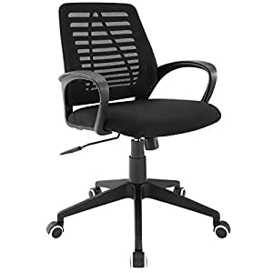 Modway Ardor Office Chair, Black