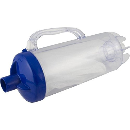 - Custom 58309-000-000 Leaf Trap Canister with Mesh Bag
