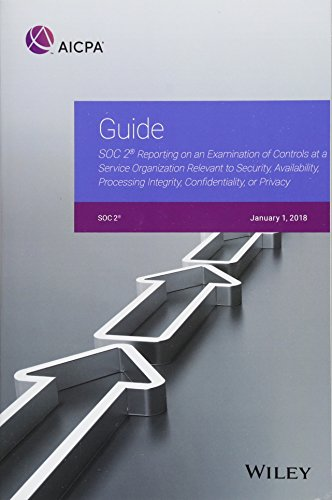 Control Guide (Guide: SOC 2 Reporting on an Examination of Controls at a Service Organization Relevant to Security, Availability, Processing Integrity, Confidentiality, or Privacy (AICPA))