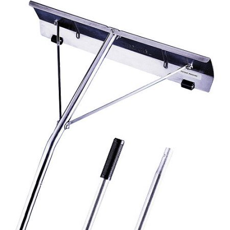 Garelick 16' roof rakes for snow removal