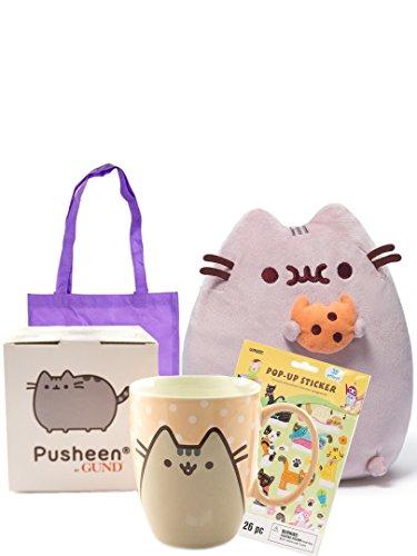 Chips Tv Show Costume (Pusheen Cookie Plush and Mug Gift Combo | 9.5