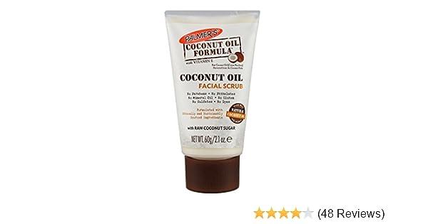Palmer's Cocoa Butter Formula with Vitamin E, Facial Scrub, 2 1 oz
