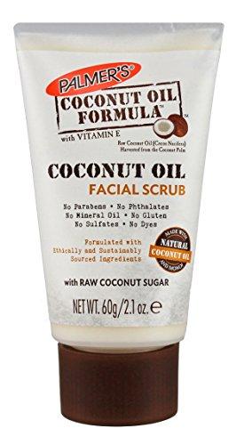 E.T. Browne Drug Company Palmer's Coconut Oil Formula Facial Scrub, 2.1 Ounce