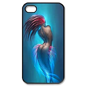 D-Y-Y2025032 Phone Back Case Customized Art Print Design Hard Shell Protection Iphone 4,4S