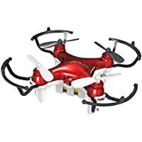 DOYUSHA 2.4GHz Built-in camera Small drone Sky Shot MODE2 (Red)【Japan Domestic genuine products】