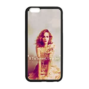 the Case Shop- Customized Emma Watson Quotes ActressTPU Rubber Case Cover Skin for iPhone 6 Plus 5.5 Inch , i6pxq-544