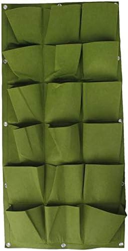 Ducomi jardín Vertical – macetas de Pared para decoración – Porta ...