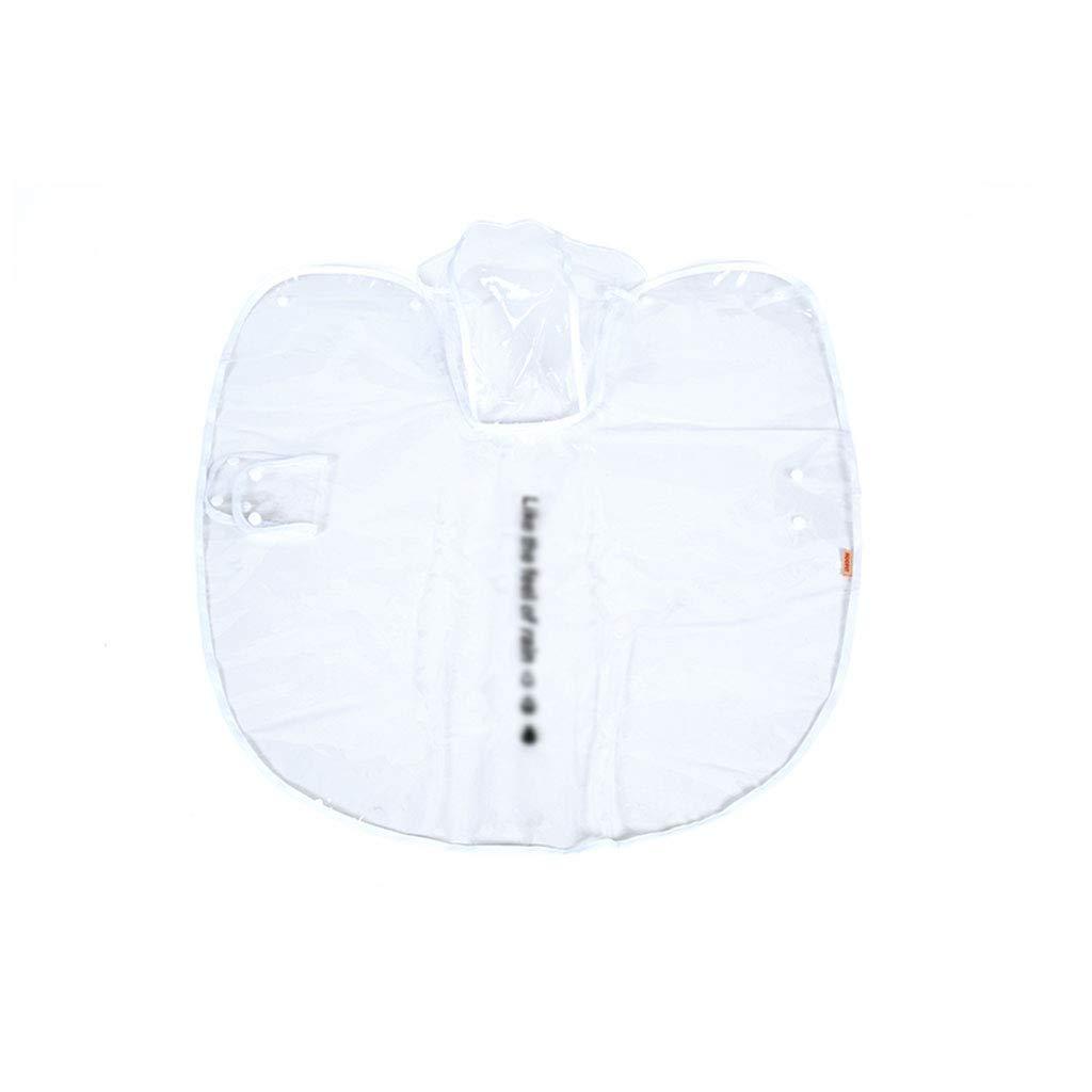 Kwekjren29921 Pet Bed Pet Raincoat,Lightweight Waterproof Plastic Poncho (Size : 6XL) (Size : 6XL) by Kwekjren29921