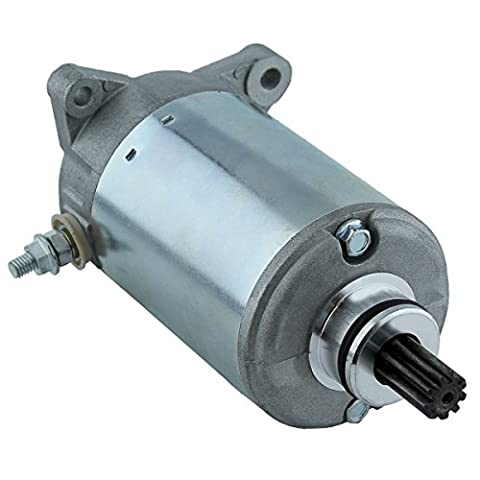 Caltric STARTER FITS BOMBARDIER CAN-AM OUTLANDER MAX 800 STD / 800 XT 2006-2008 (Bombardier Outlander Max)