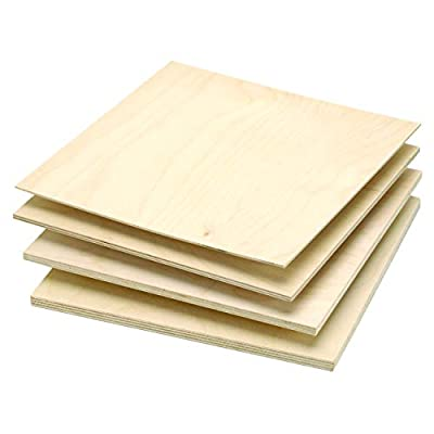 """Baltic Birch Plywood - 1/2"""" thick, 12"""" x 30"""""""