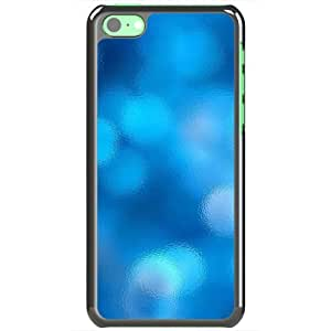 Apple iphone 6 4.7 Cases Customized Gifts Of 3D Graphics Blue Glass Bubbles 3d Abstract Black