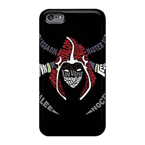 Iphone 6 Osy7438tcXg Allow Personal Design Fashion Green Day Pattern Shockproof Hard Phone Covers -JonathanMaedel
