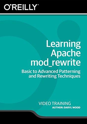 Learning Apache mod_rewrite [Online Code] by Infiniteskills