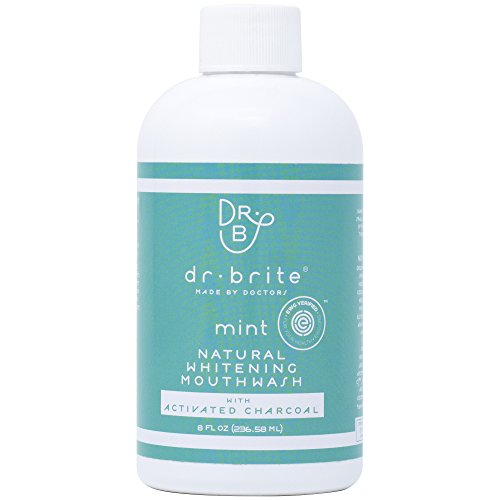 Dr. Brite Cleansing Mouth Rinse, 8 Fluid Ounce ()