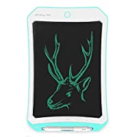 Spring& Upgraded Colorful Screen 8.5 Inch Electronic Writing Board Doodle Board-Best Gifts for Kids & Adults