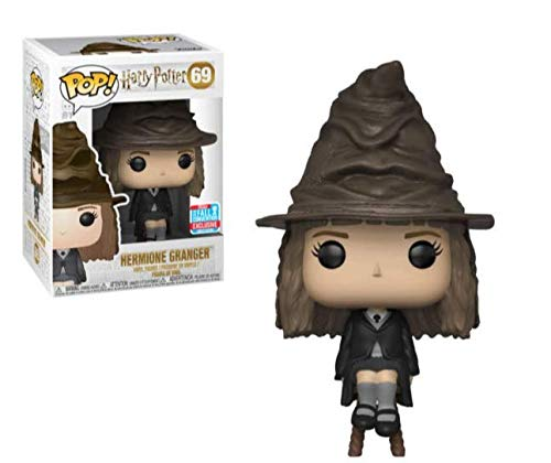 Best funko hermione sorting hat