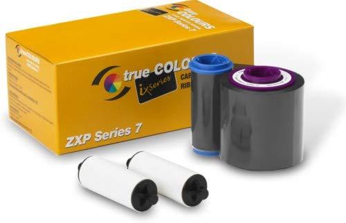 - Zebra True Secur Laminate 1mil For zxp top full clear 750 card