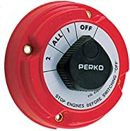 Perko 8501DP Battery Selector Switches