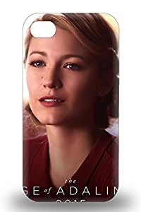 Iphone 3D PC Case Cover For Iphone 4/4s Retailer Packaging American The Age Of Adaline Drama Romance Fantasy Protective 3D PC Case ( Custom Picture iPhone 6, iPhone 6 PLUS, iPhone 5, iPhone 5S, iPhone 5C, iPhone 4, iPhone 4S,Galaxy S6,Galaxy S5,Galaxy S4,Galaxy S3,Note 3,iPad Mini-Mini 2,iPad Air )