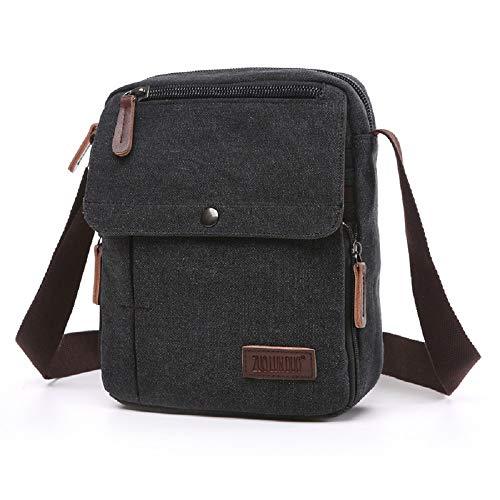 Women Blue School Laptop Bag Canvas Work Bags Men For Satchels Hhgold Black Business Shoulder color And z6wqBgCW7x