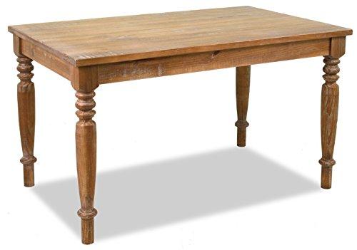 Oak Pine Table - 4