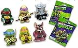 T.M.N.T Teenage Mutant Ninja Turtles Mini Keychain