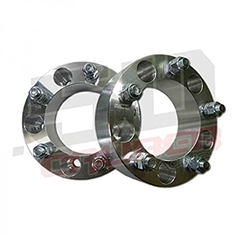 Un par (2) de la rueda espaciadores - 5 x 5.5