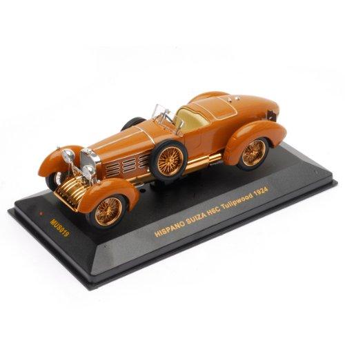 1/43 イスパノ スイザ 〓 H6C 1924 〓 Hispano Suiza B0033CQM5E