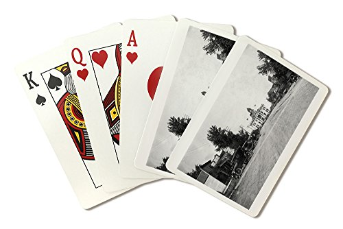 onida-south-dakota-street-view-of-city-hall-playing-card-deck-52-card-poker-size-with-jokers