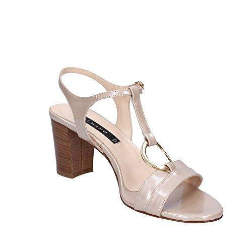 ALBANO Sandali Donna 38 EU Marrone (Cuoio) Pelle Precio Barato De Alta Calidad 4GPfzPCY7l