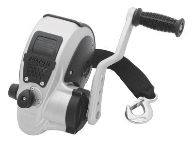Fulton FW32000101 F2 Series Two Speed Trailer Winch - 3200lbs