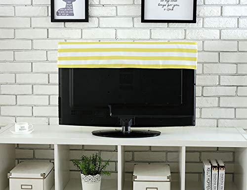 Jiahonghome Cord Cover for Wall Mounted tv Colorful Retro Gaming Computer Brick Blocks Image Puzzle Digital 90s Play Multicolor Cover Mounted tv W20 x H40 INCH/TV 40''-43'' by Jiahonghome (Image #4)