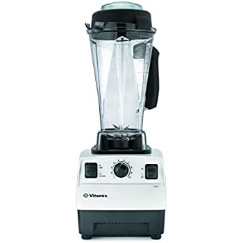 Vitamix Standard Blender, White (Certified Refurbished)
