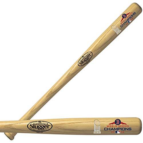 Boston Red Sox 2018 World Series Champions Natural Color Mini Bat -