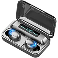 F9-5B TWS Earphone with Power Bank Hifi True Stereo Auriculares Headphones Waterproof Wireless Headset Led F9 Earbuds