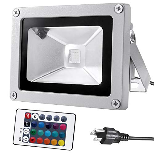 Led Flood Light Outdoor 20W in US - 6