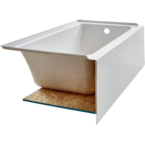 Check Out This American Standard 2973202.011 Studio Acrylic TUB 60X30 LH ARC WHT, Arctic