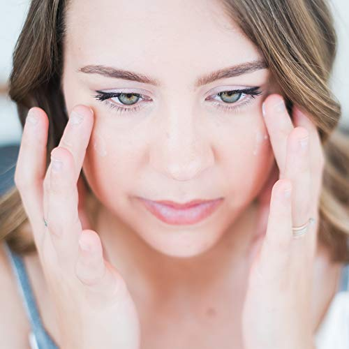 41yC0rFBbtL - Under Eye Cream - Natural & Organic Anti Aging Skin Care Ingredients for Dark Circles Under Eye Treatment, Under Eye Bags Treatment, Eye Cream for Dark Circles and Puffiness (1 Pack)