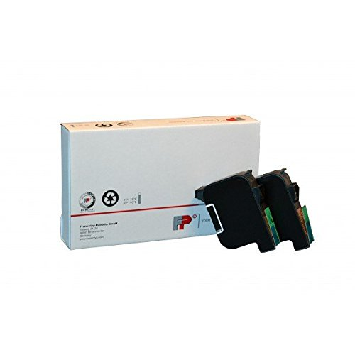Save On Postage Ink Francotyp Postalia Machine Ink Cartridge for Pic10 PostBase - Red Fluorescent Ink Cartridge - Francotyp Postalia Compatible Ink Cartridge/Ink Cartridge for Francotyp Postalia Meter ()
