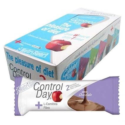 NUTRISPORT BARRITA Control Day 24 UNIDS Dulce DE Leche