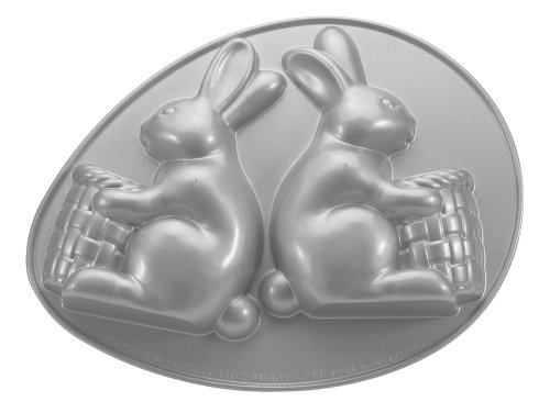 Nordic Ware Cottontail Bunny 3D Cake Pan by Nordic Ware