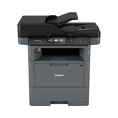 Brother MFCL6700DW Business Laser All-in-One with Advanced Duplex, Wireless Networking and Large Paper Capacity,  Black and White Printer, Amazon Dash Replenishment Enabled by Brother (Image #2)
