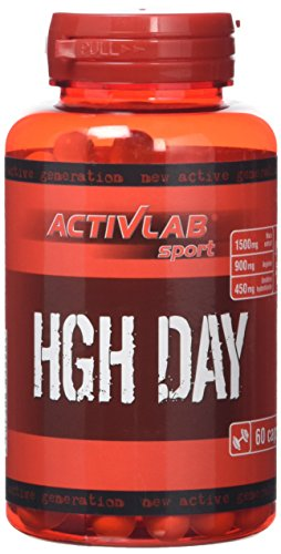 ACTIVLAB SPORT HGH Day Capsules - Pack of 60